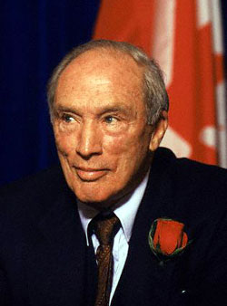 pierre trudeau thesis statement