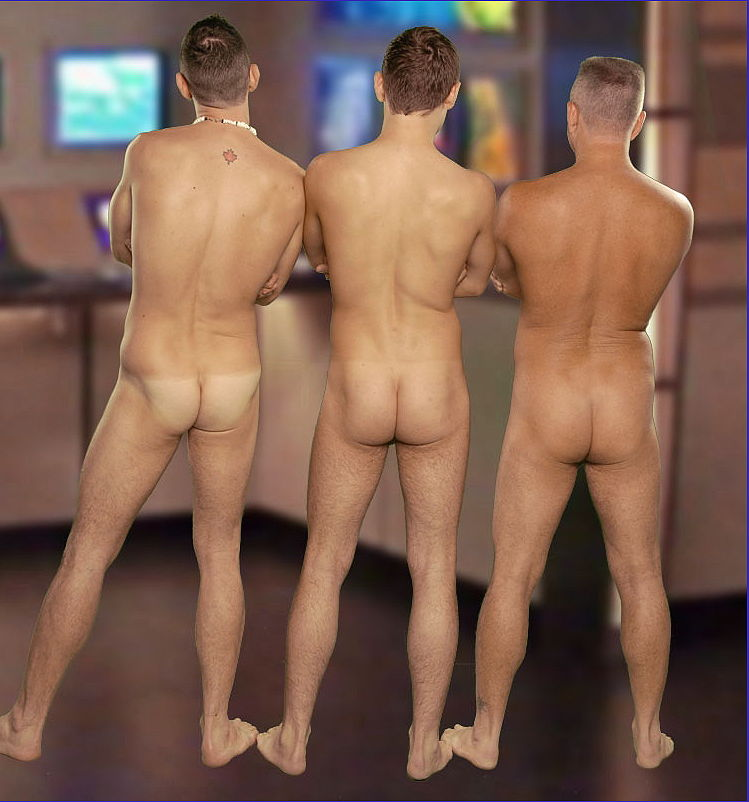 from Holden gay naked news