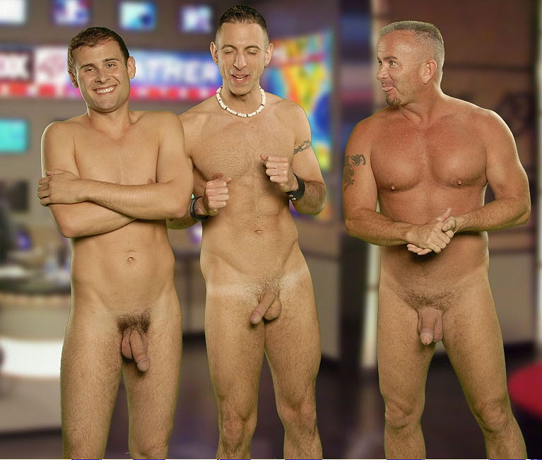 Naked News Guys